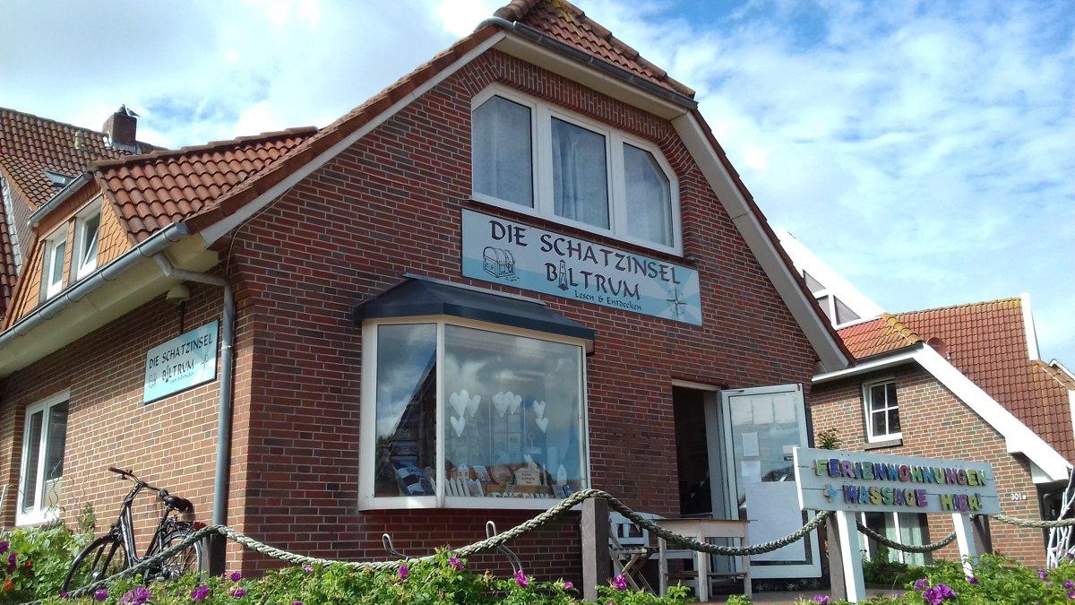 Haus Sylvia Baltrum